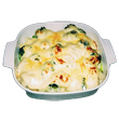 Broccoli & Cauliflower Mornay